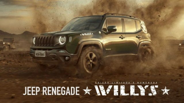 Jeep Renegade Willys Front