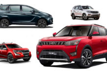 Mahindra Passenger Vehicle Sales Grow By Impressive 17% In February 2019