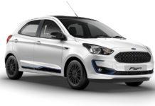 New Ford Figo Blu