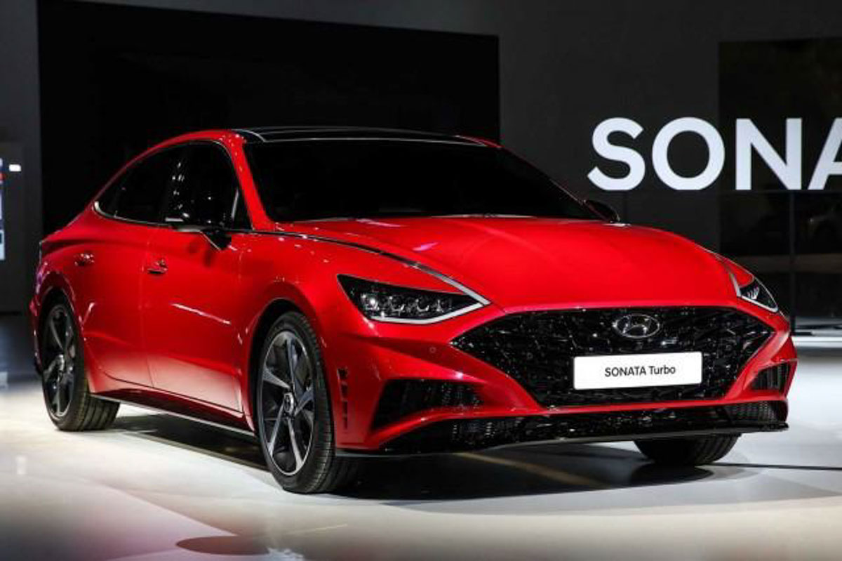 Hyundai Sonata Parts >> 180 Hp New Hyundai Sonata 1.6 Turbo Revealed At Seoul Motor Show