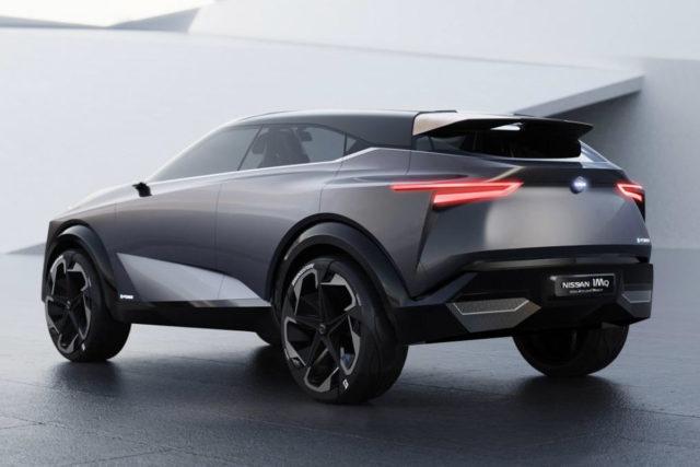 Nissan IMQ Concept Rear