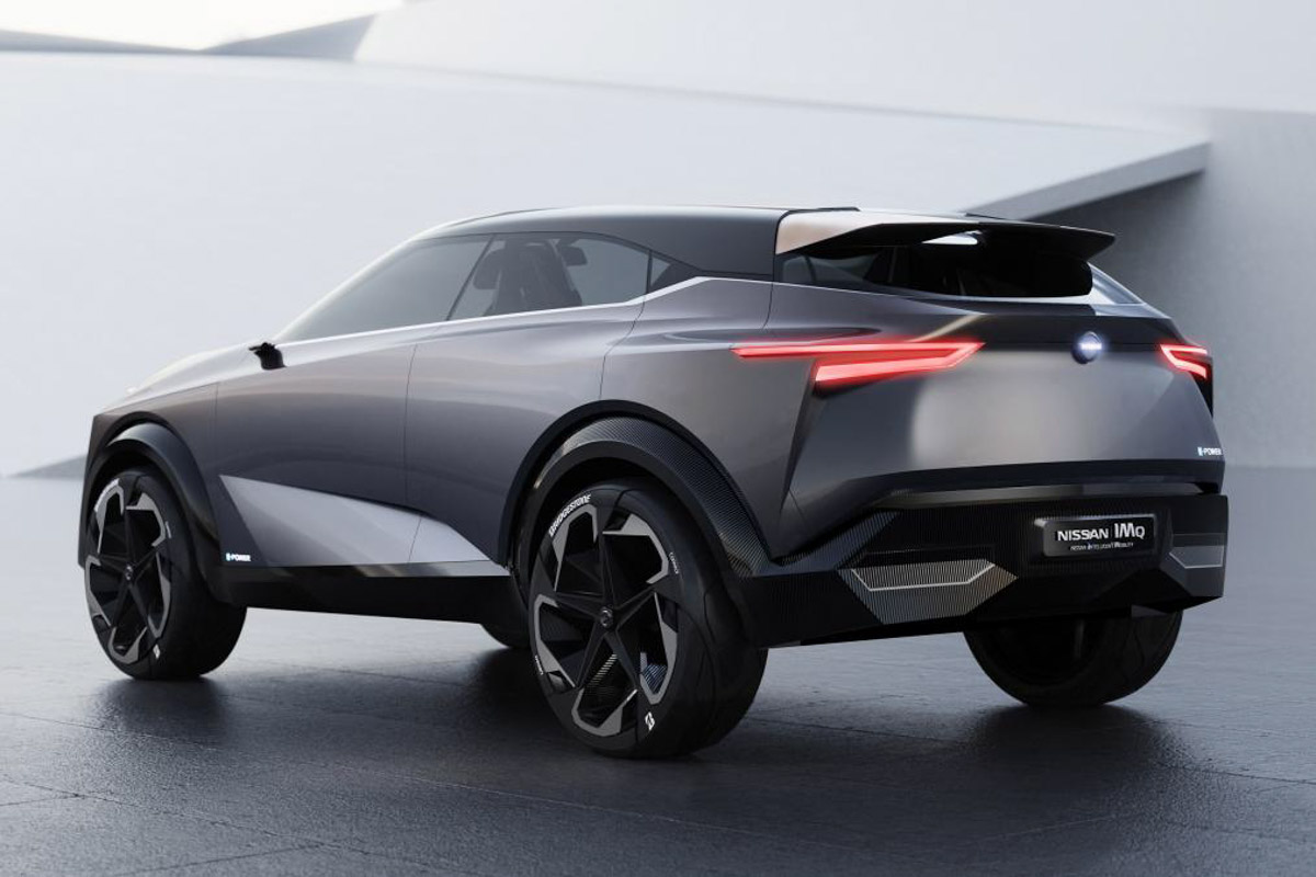 Nissan IMQ Concept Revealed; Digs Deep Into Next-Gen ...