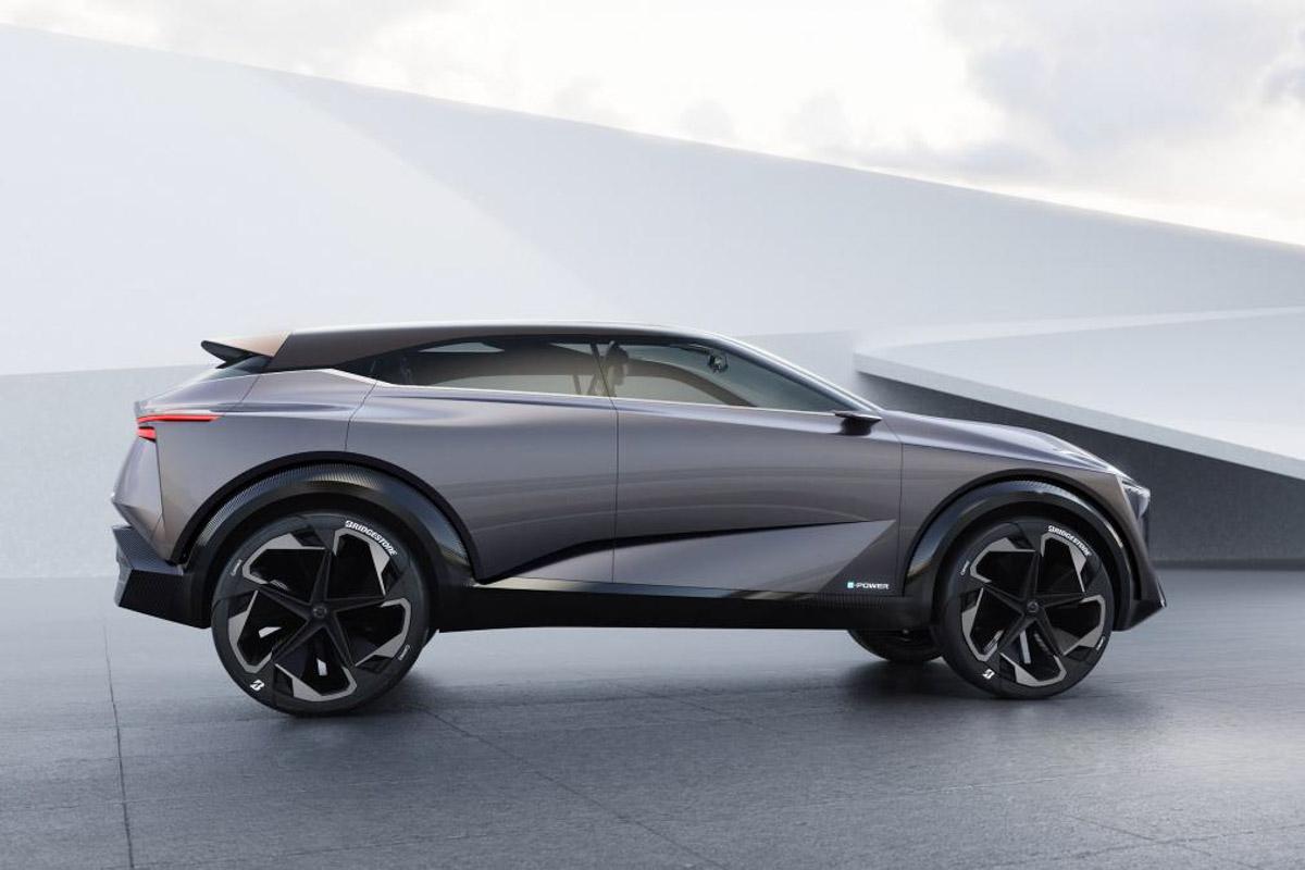 Nissan IMQ Concept Revealed; Digs Deep Into Next-Gen ...
