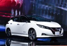 Nissan Leaf EV 2019 Bangkok Motor Show