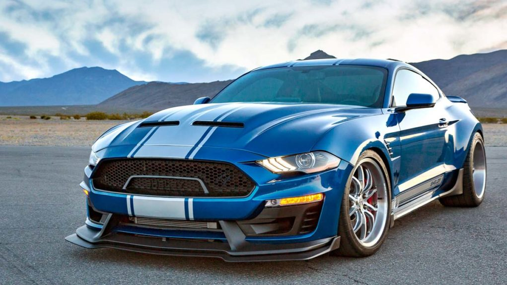 Shelby Super Snake India 1