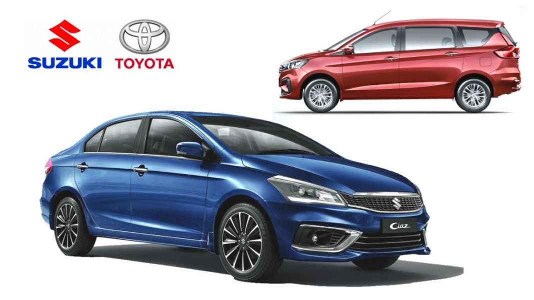 Toyota To Sell Rebadged Ciaz And Ertiga In India As ...