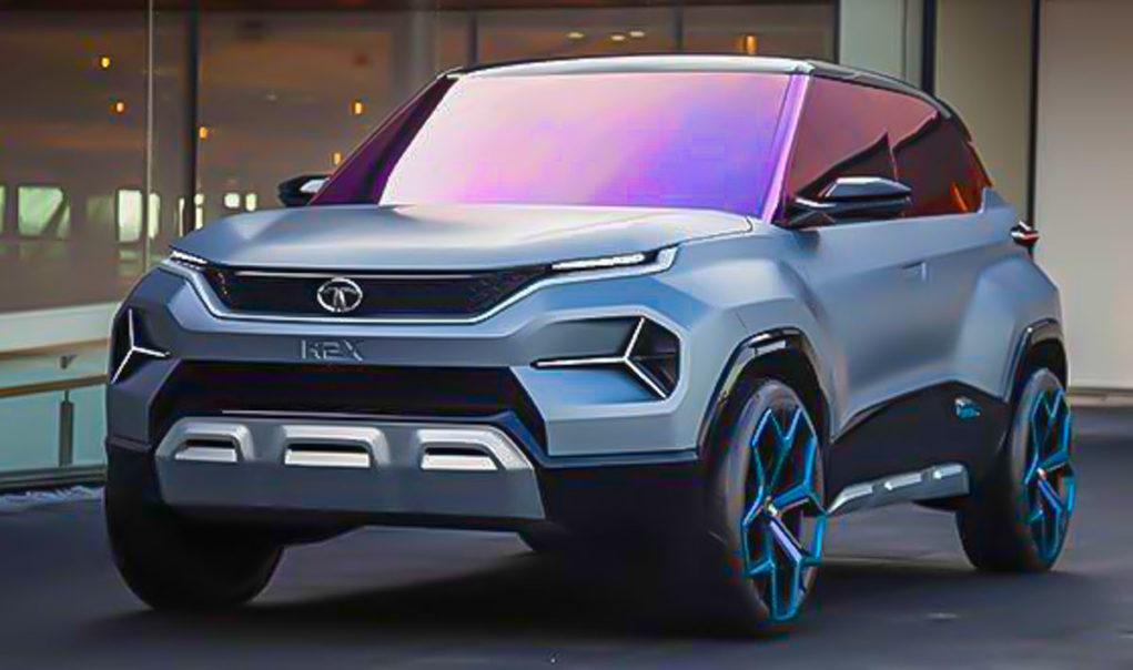 Tata H2X Concept Unveiled