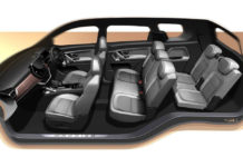 Tata Harrier 7 Seater layout (buzzard)