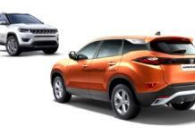 Tata Harrier Beats Jeep Compass Sales