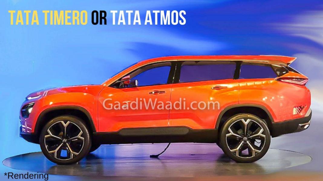 Tata Timero or Atmos Production Name H7X