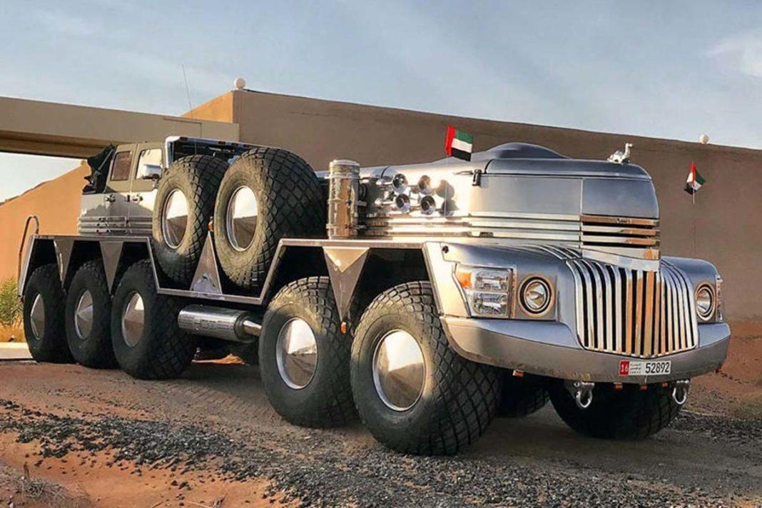 Ten-Wheeled Dhabiyan