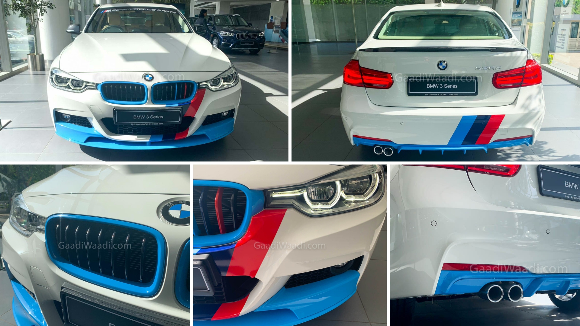 This Bmw 3 Series M Performance Inspired Custom Body Kit
