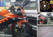 This Modified Yamaha R15 With Turbocharger Can Hit 180 km:h, Video