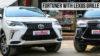 Toyota Fortuner Transformation To Lexus LX 570
