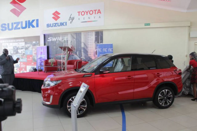 Toyota Starts Selling Suzuki Models From Its Showrooms In Kenya 1