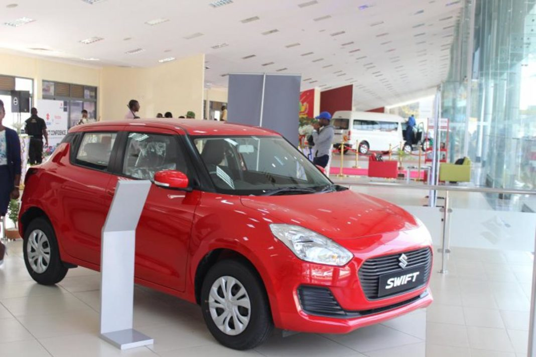Toyota Starts Selling Suzuki Models From Its Showrooms In Kenya