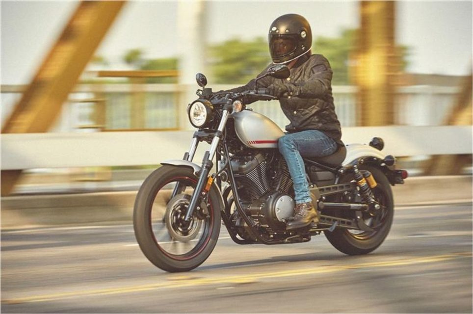 Yamaha Bolt R Cruiser Motorcycle Showcased At BIMS 2019