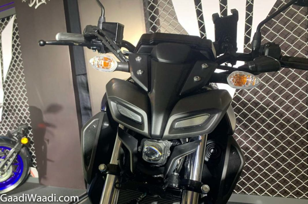 Yamaha MT-15 Launched In India 2