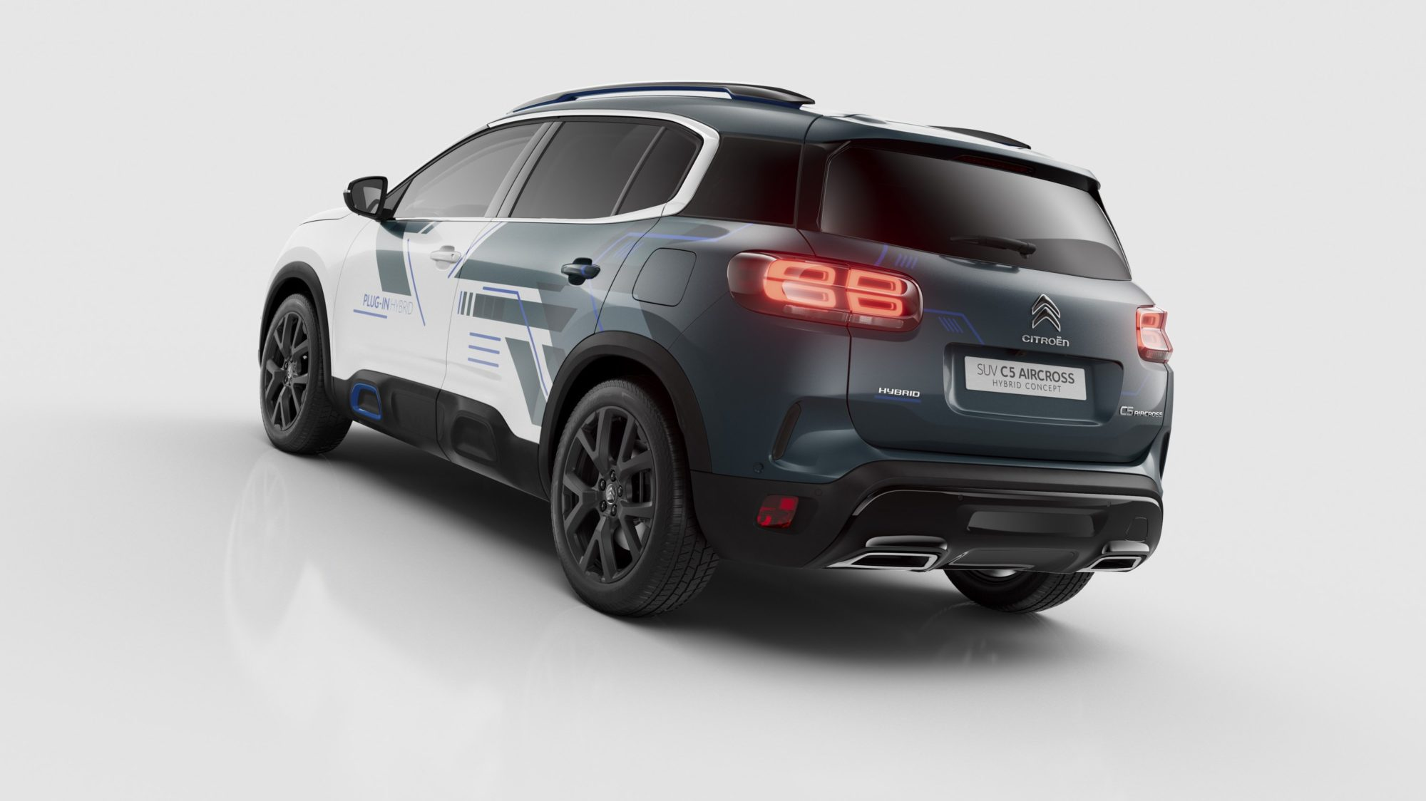 upcoming citroen c5 aircross suv all you need to know. Black Bedroom Furniture Sets. Home Design Ideas