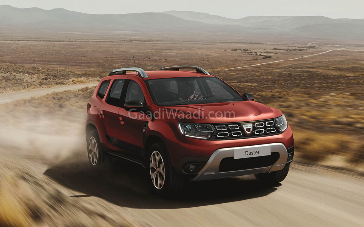 Geneva Auto Sales >> All-New Duster Ultimate Limited Edition Debuts At Geneva Motor Show