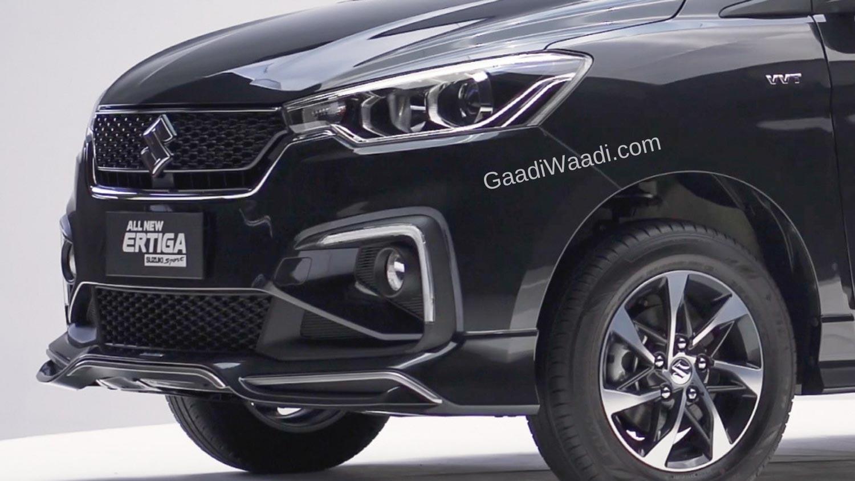 6 Seater Maruti Suzuki Ertiga Sport To Launch Late This Year Report