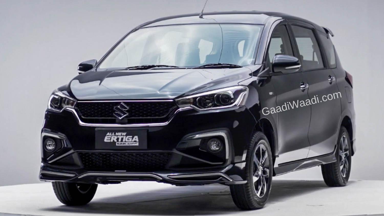 2019 Ertiga Suzuki Sport Launched In Indonesia Likely India Bound