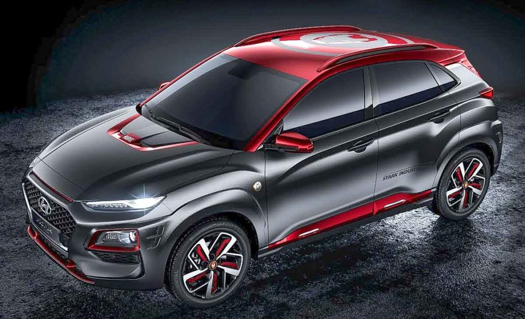 Hyundai Kona Iron Man Edition Prices Announced Gets