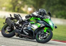 kawasaki ninja zx-6r sales india