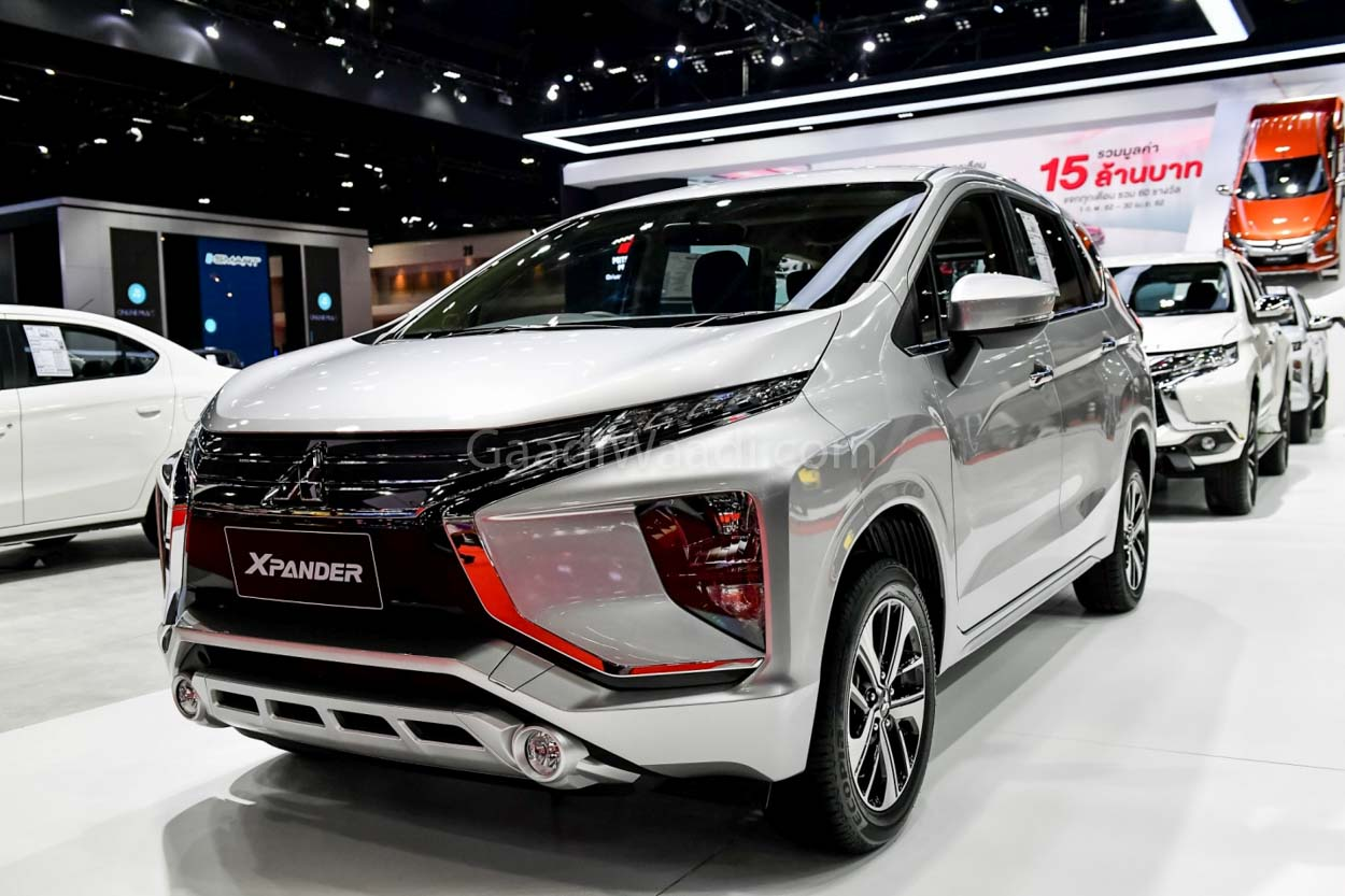 Mitsubishi Xpander MPV (Ertiga Rival) Grabs Huge Attention