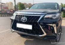 new toyota fortuner with lexus kit gaadiwaadi-8