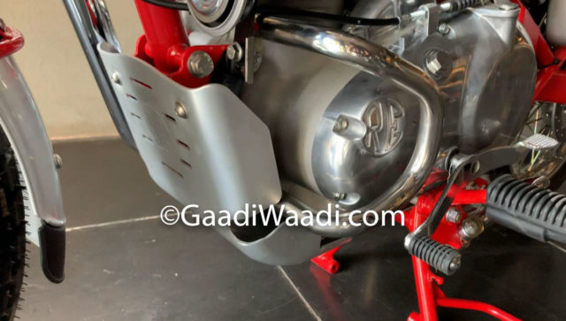 Royal Enfield Bullet Trials Accessories And Prices Detailed