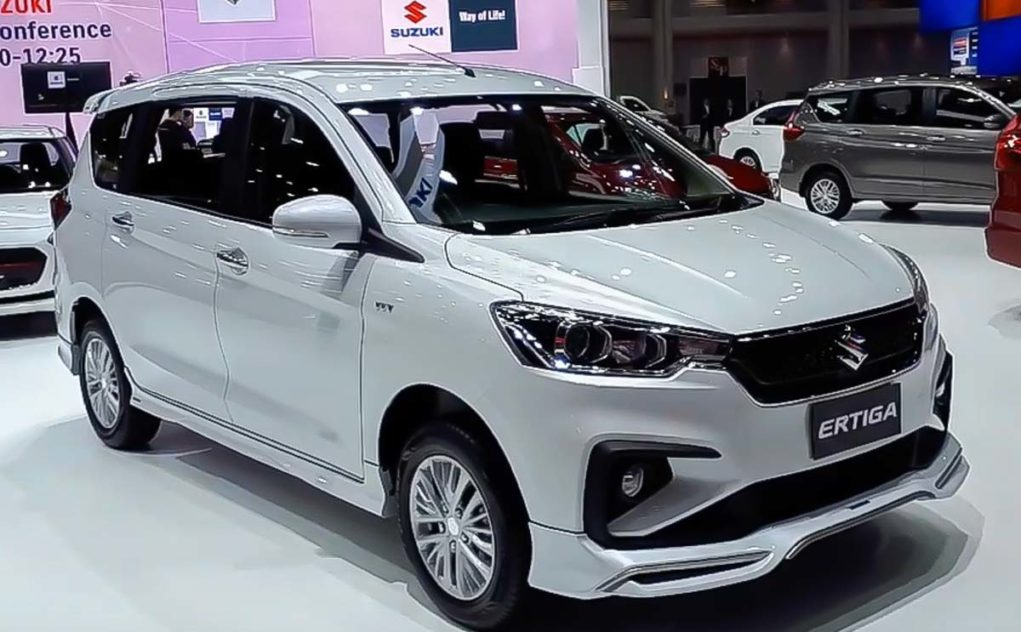 suzuki ertiga sporty body kit 1