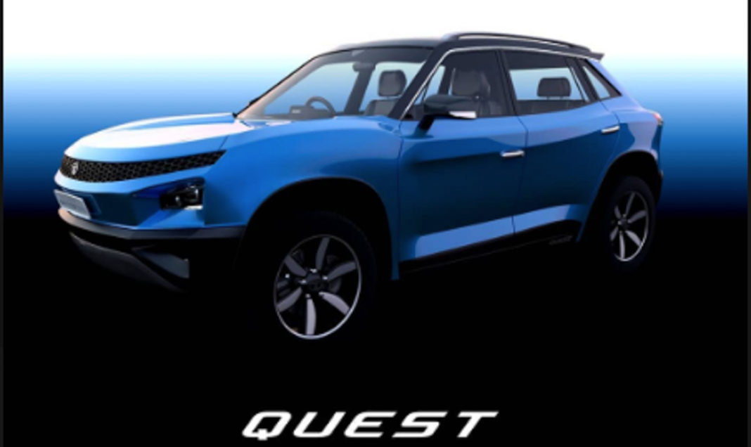 New Honda Suv >> Tata Motors To Launch 5 New Cars – Tata Hornbill To Tata ...