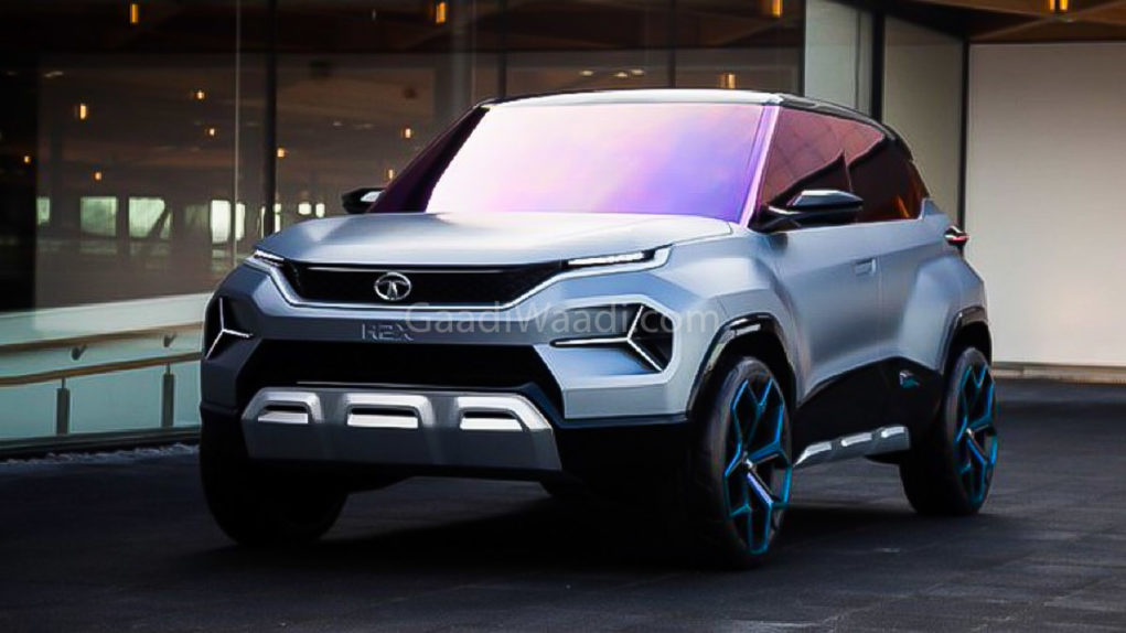 Tata Hornbill Concept Makes Wild Entry Into 2019 GIMS As H2X