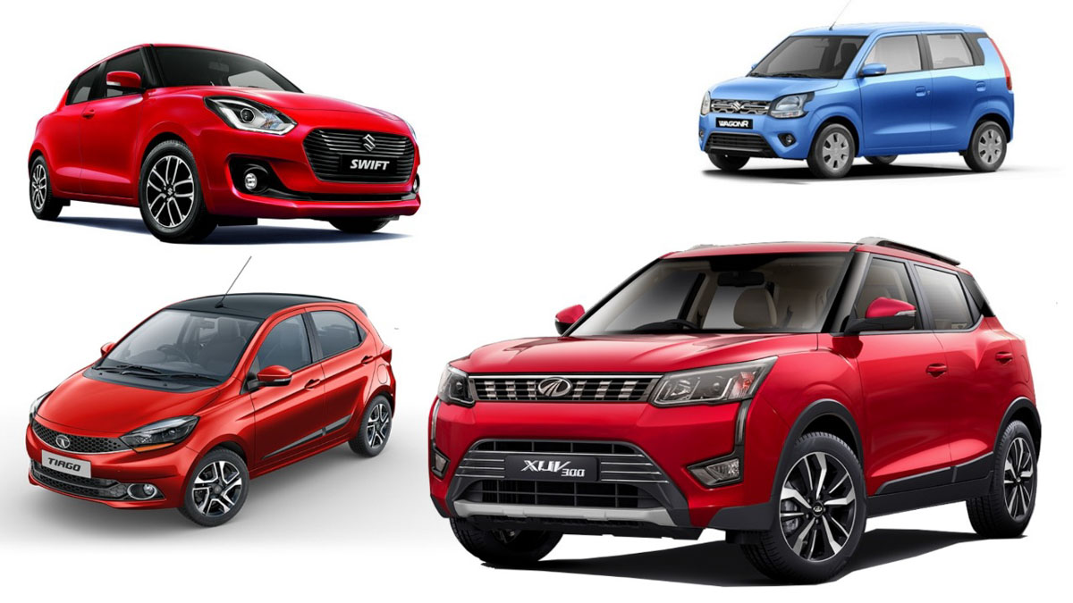 top 10 selling cars in february 2019 in india