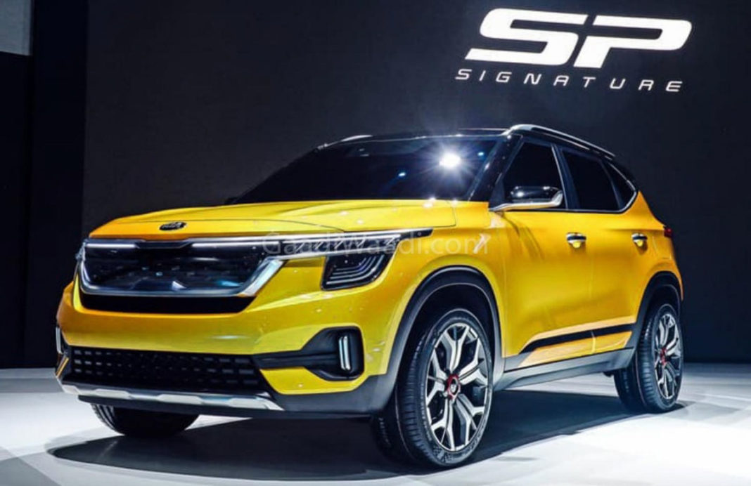 Kia Sp2i Suv Creta Rival To Come With Several Segment