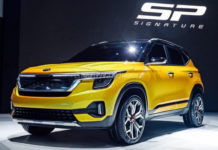 upcoming Kia SP2i showcased seoul motor show 1
