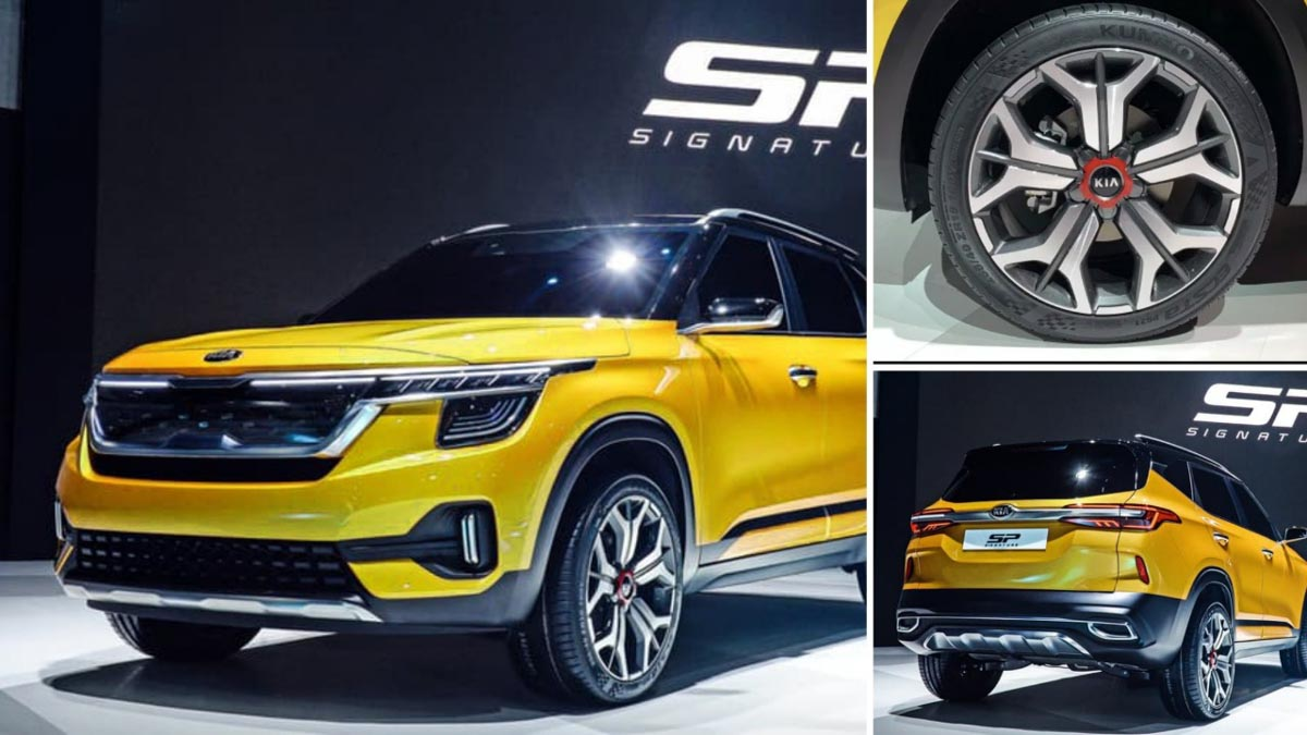 The Kia Mohave Masterpiece and SP Signature have been unveiled