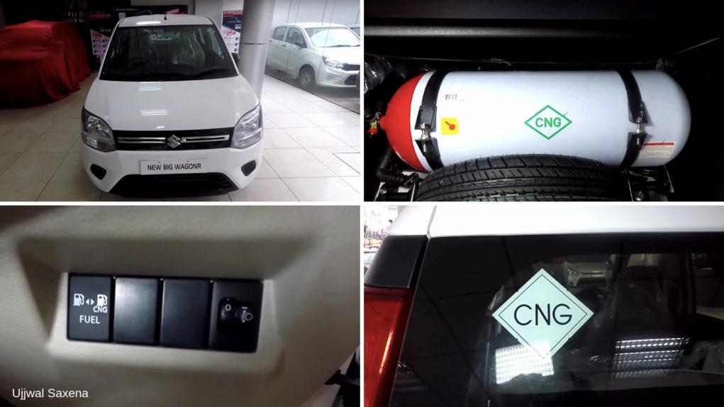 wagon r cng 2019