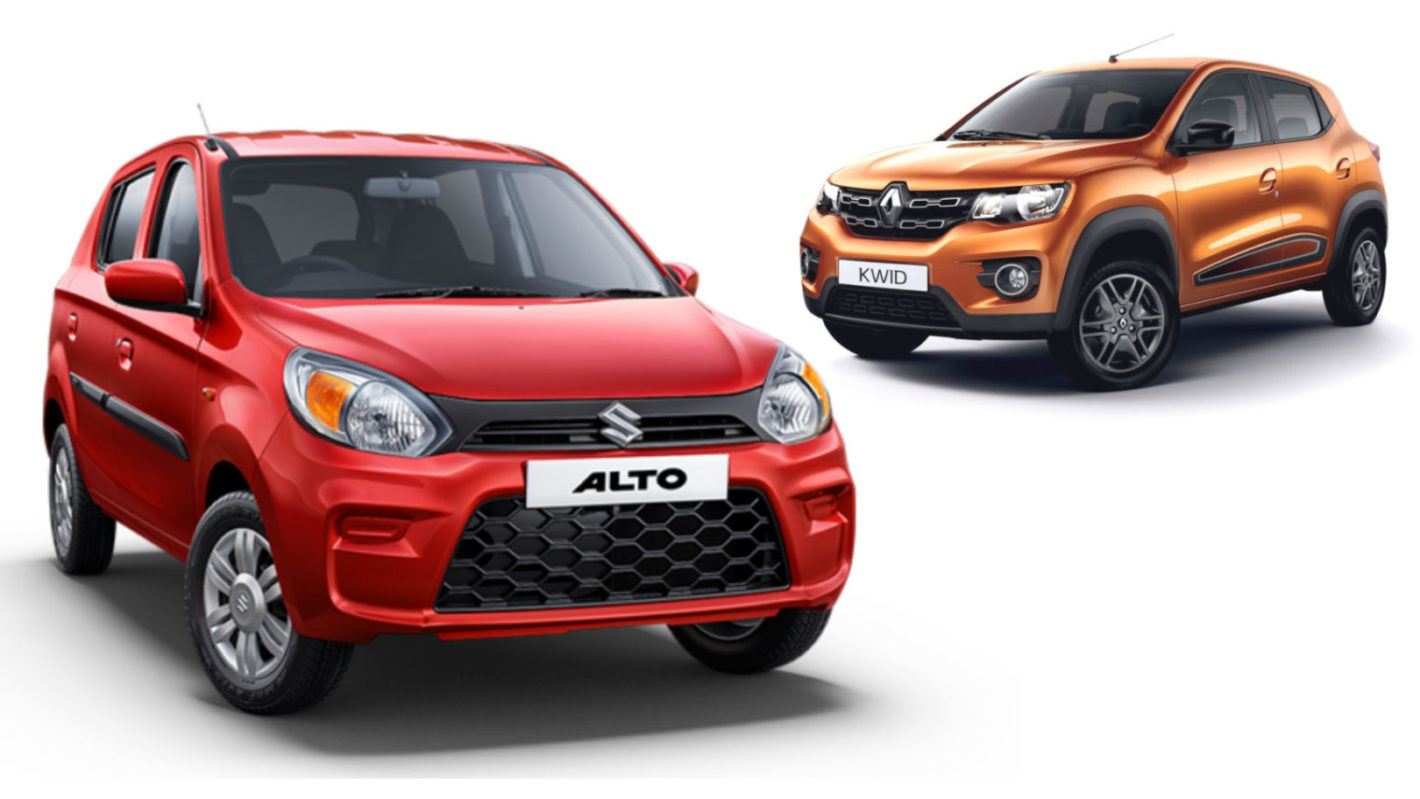 5 Most Affordable BS6 Cars To Buy In India – Alto To S-Presso