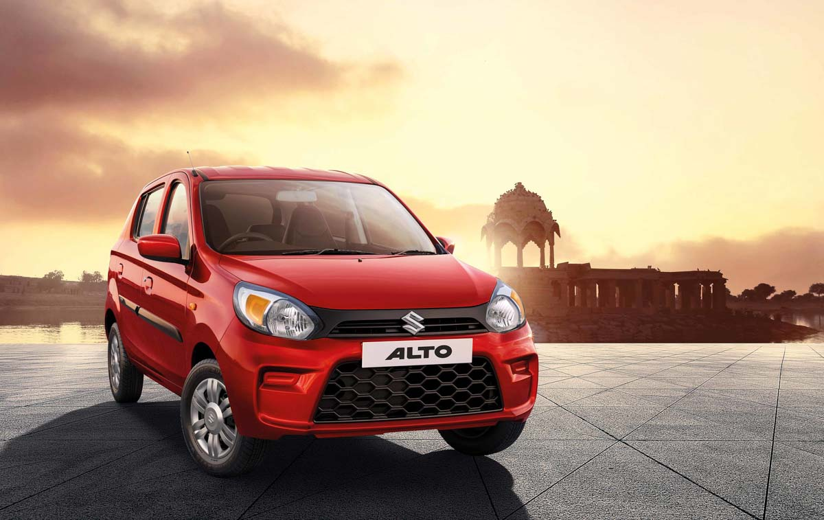 2019 Maruti Suzuki Alto 800 CNG Launched In India At Rs 4.11 Lakh