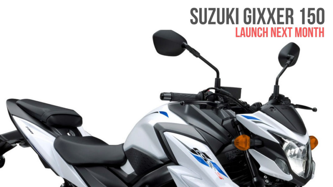 2019 suzuki gixxer india launch