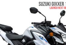 2019 suzuki gixxer india launch