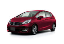 2020 Honda Jazz Rendered 1