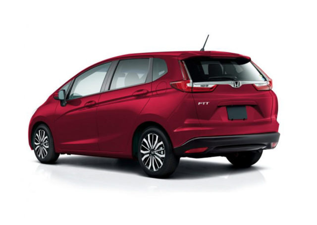 2020 Honda Jazz Rendered