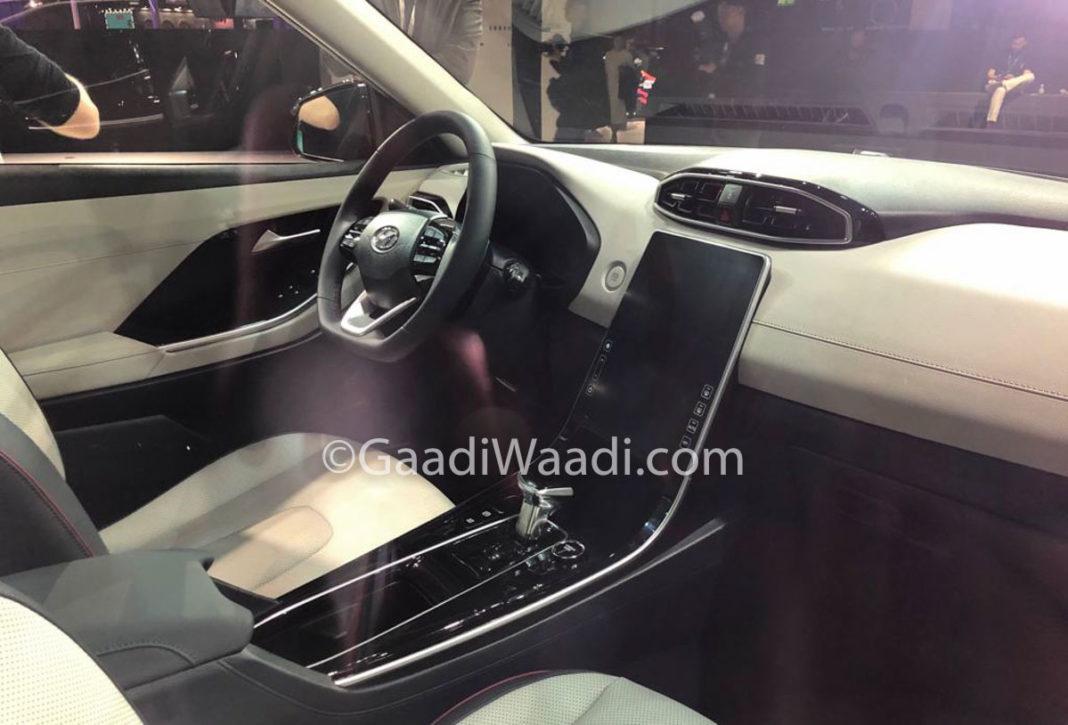 2020 Hyundai Creta Interior