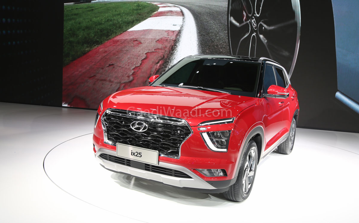 2020 Hyundai Creta Top 5 Changes In The Upcoming Suv