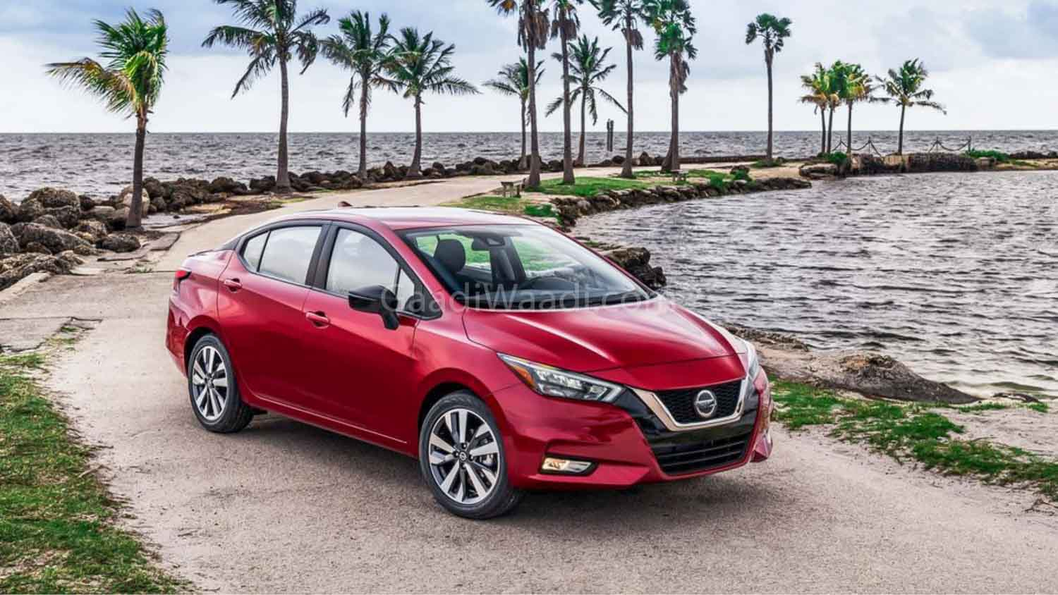 All-New 2020 Nissan Sunny (Versa) Unveiled, India Launch ...