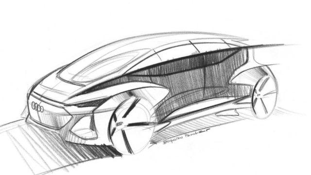 Audi AI-me Concept Teased 1