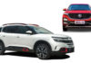 Battle Of Upcoming SUV MG Hector Vs Citroen C5 Aircross